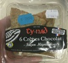 Crêpes Chocolat Façon Mignardises - Produit