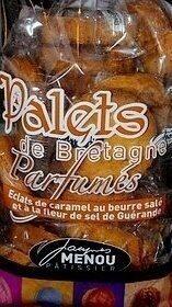 Palets de Bretagne Parfumés - Produit