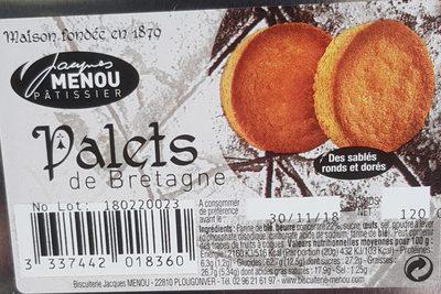 Palets  de Bretagne - Prodotto - fr