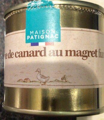 Terrine de canard au magret fumé - Produit - fr