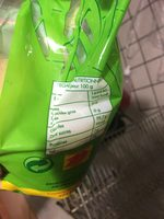 Sucre  de canne - Rohrzucker - Ingredients - fr