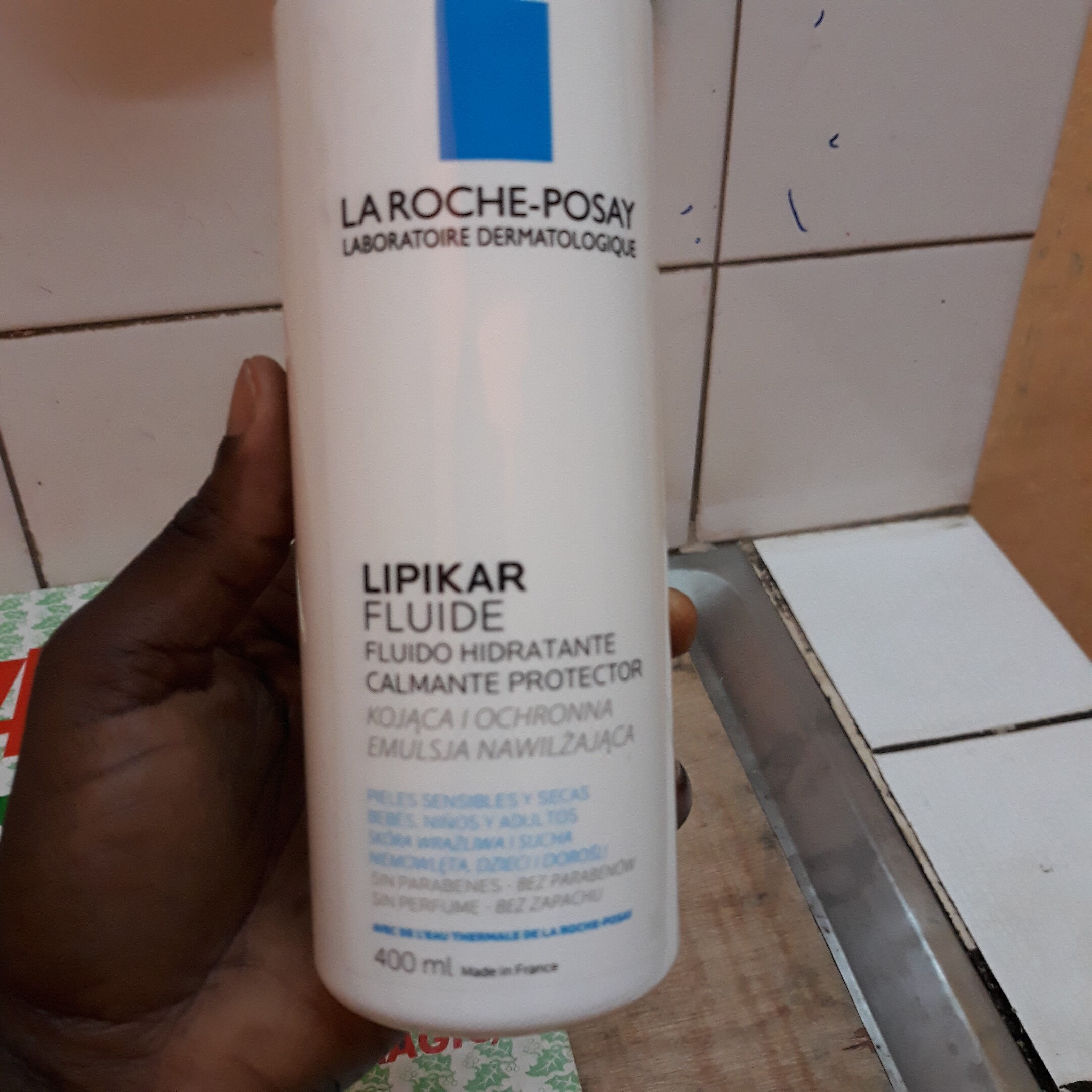 lipikar fluide - Produit - fr