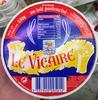 """Fromage au lait pasteurisé """"Le Vicaire"""" (23 % MG) - Product"""