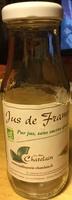 Jus de framboises - Produit - fr