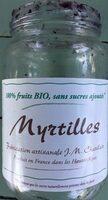 Myrtilles Pommes - Prodotto - fr