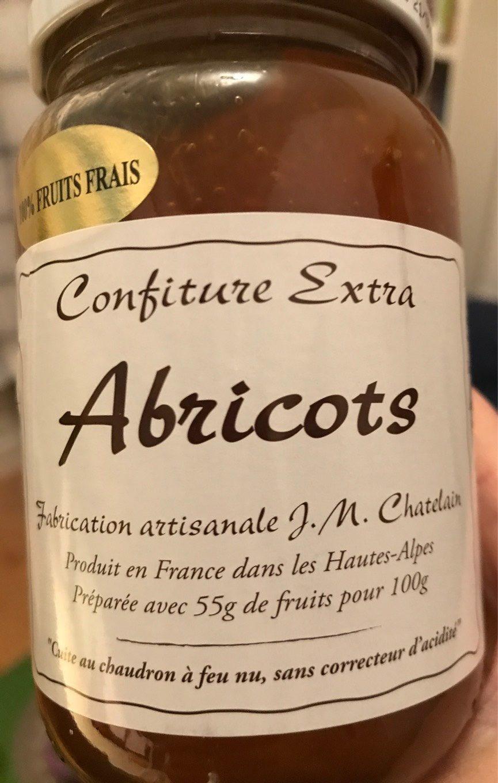 Confiture extra d abricots - Produit - fr