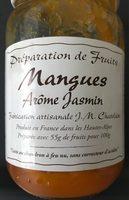 Preparation de fruit mangue jasmin - Produkt - fr