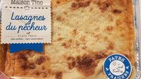 Lasagnes du pêcheur farce sétoise - Product