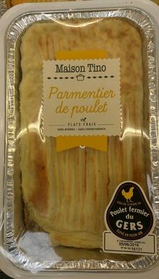 Parmentier de Poulet - Product - fr