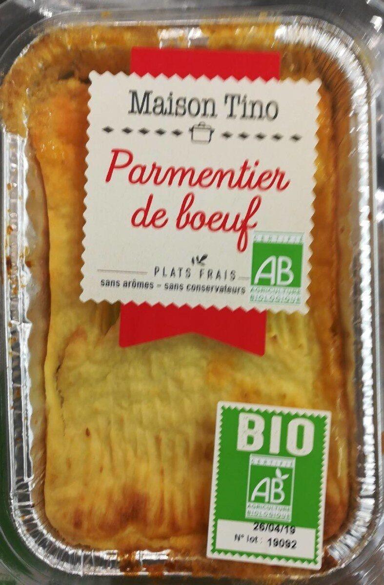 Parmentier de bœuf - Product - fr