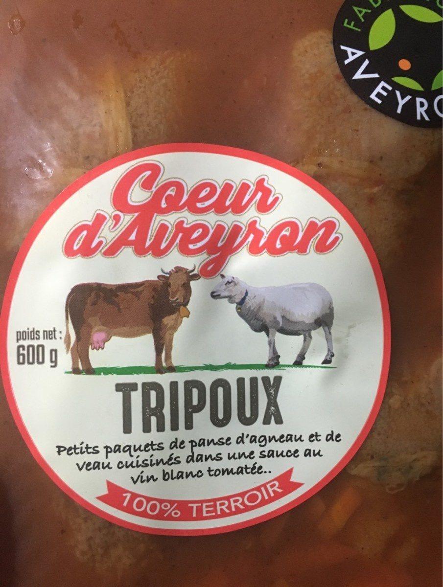 Tripoux - Produit