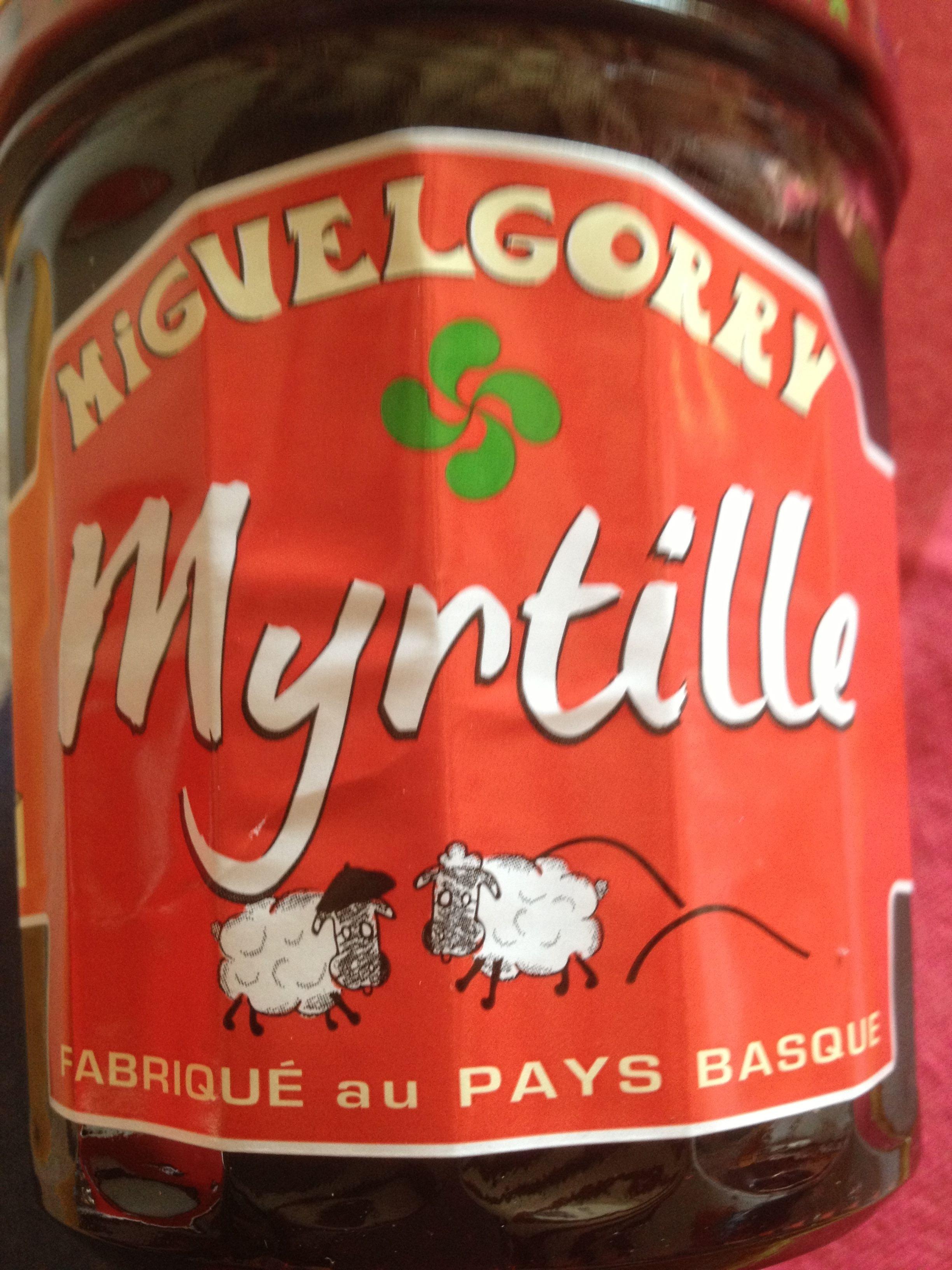 Myrtille - Produit - fr