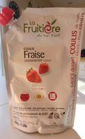 Coulis Fraise - Product
