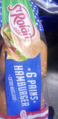Pains hamburger - Product