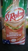 Pain complet spécial sandwich - Produit