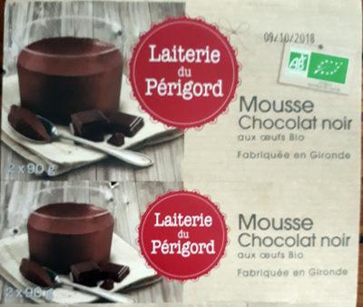 Mousse Chocolat noir - Product