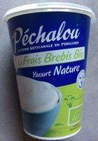 Yaourt brebis nature - Product