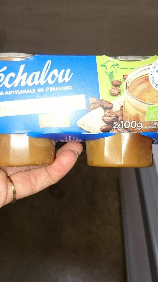 Crème Café au lait de Brebis - Product