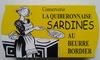 Sardines au beurre Border à poêler - Produit