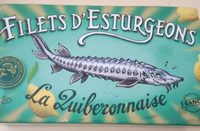 Filet d esturgeon - Product - fr
