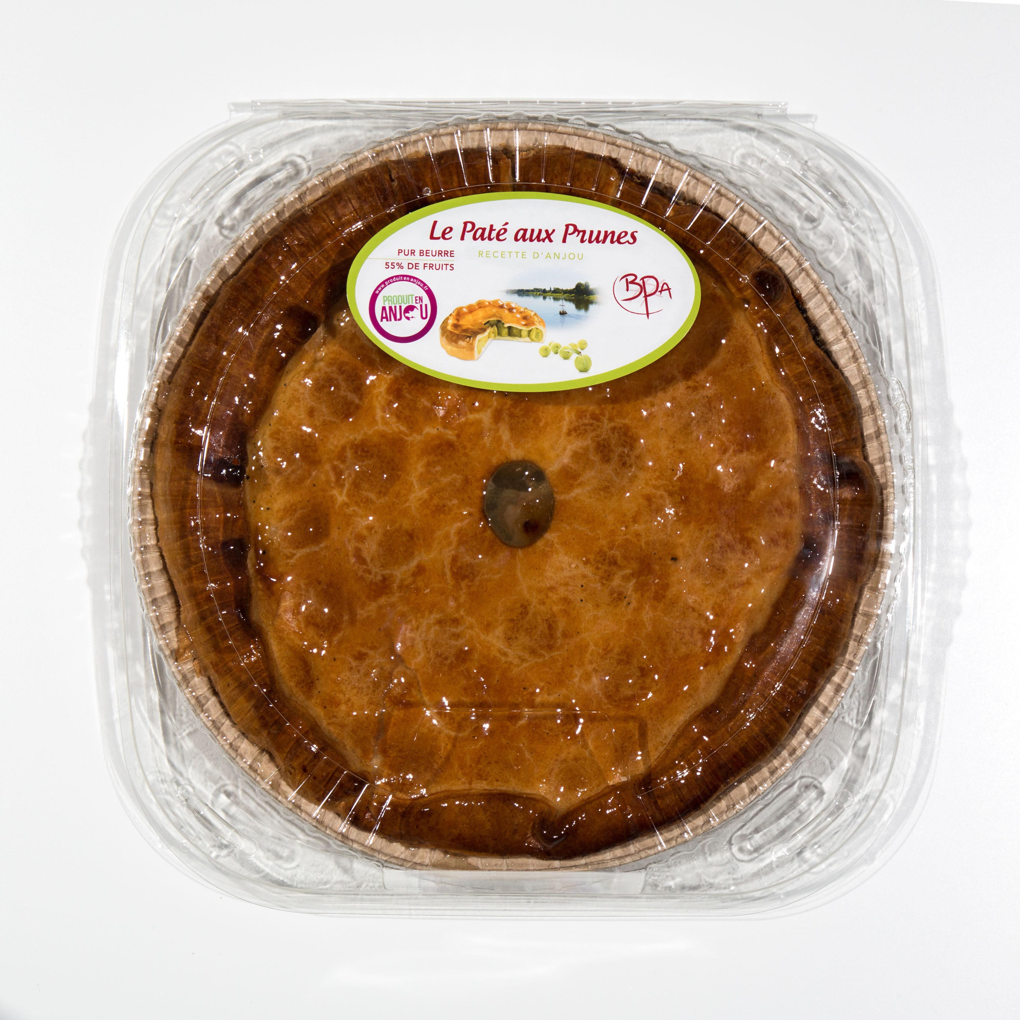 Pâté aux prunes 26 cm 1.4kg - Produit - fr