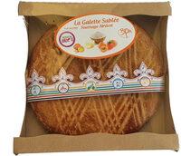 Galette sablée abricot 480g avec fève - Produit - fr