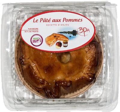Pâté aux pommes caramel individuel 180g - Produit - fr