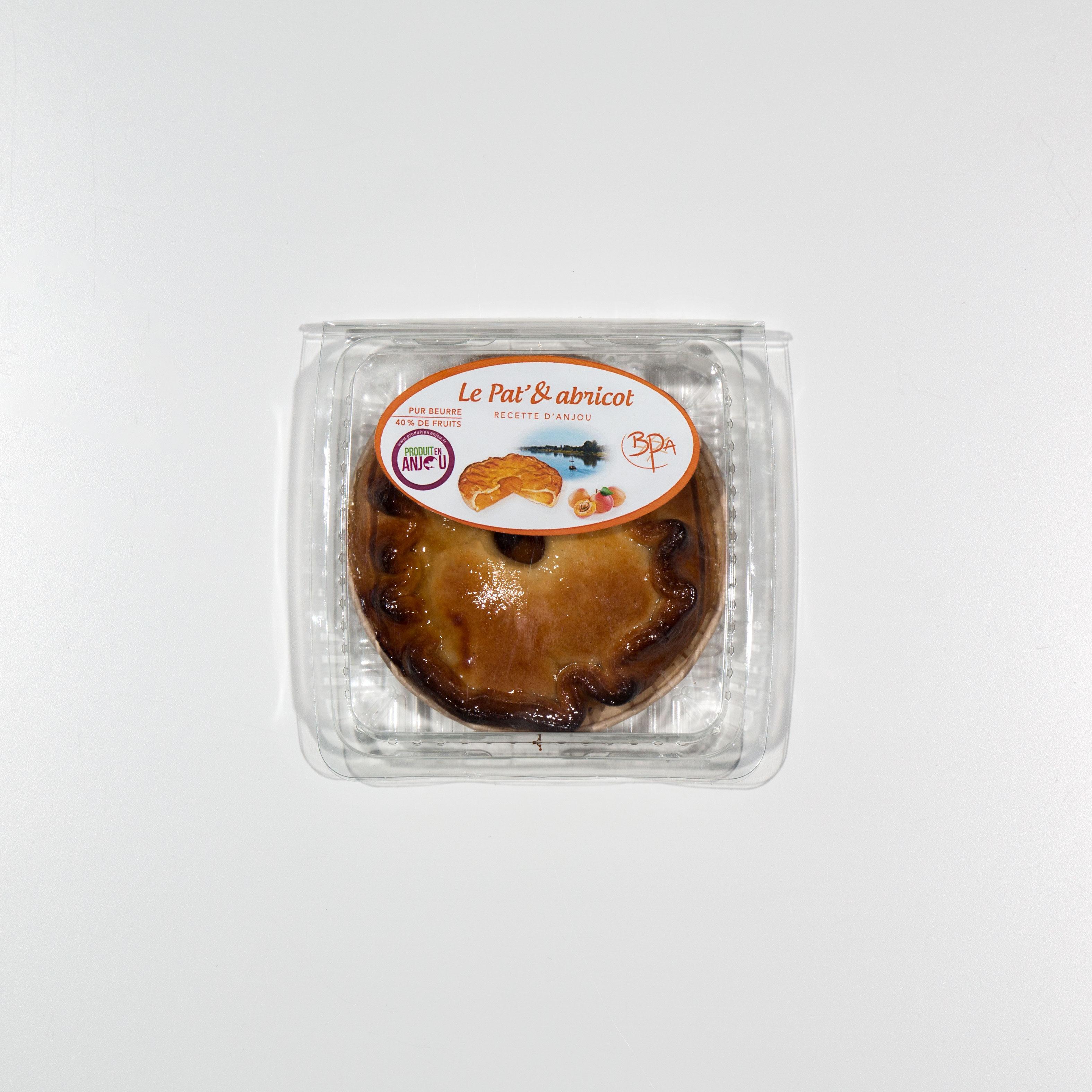 Pâté abricots individuel 160g - Produit - fr
