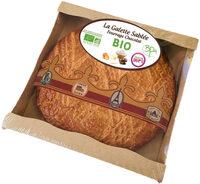 Galette Sablée Chocolat BIO 480g avec fève - Product - fr