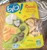 Raviolis ricotta épinards aux œufs, Bio - Product