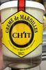 Crème de Maroilles (24% MG) - Produit