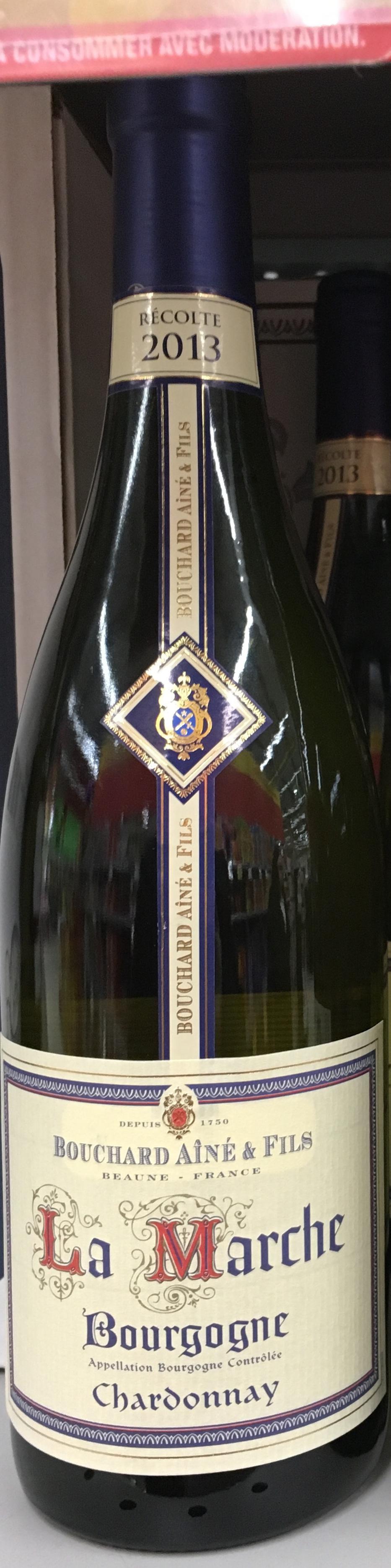 La Marche Bourgogne Chardonnay - Produit - fr