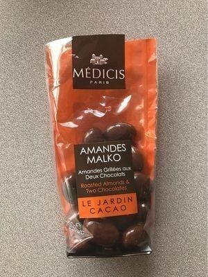 Amande malko - Product - fr