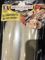 Boudin blanc a l ancienne - Produit - fr