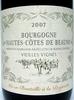 Haute côtes de Beaune 2007 Vieilles Vignes - Product