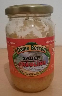 Sauce créoline - Produit - fr