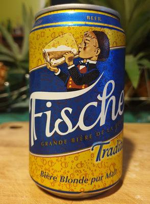 Fischer Beer - Product - fr