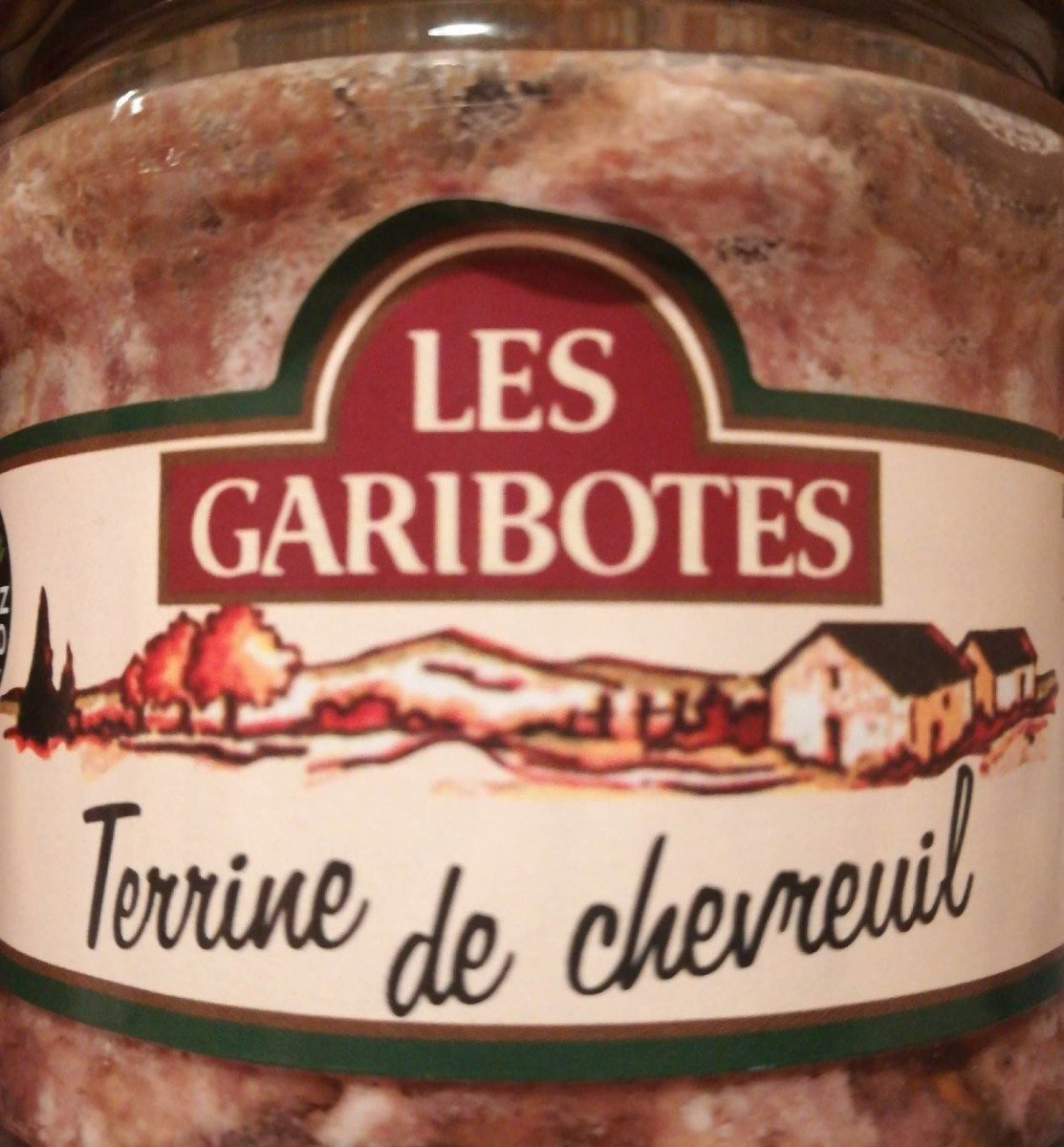 Terrine de chevreuil les Garibotes is - Produit - fr