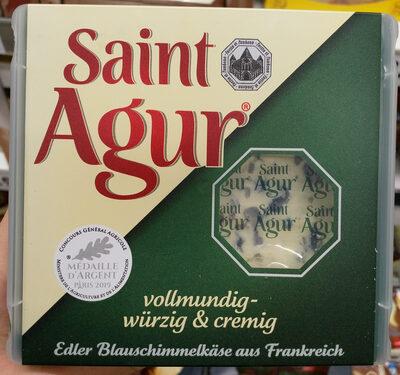 Saint Agur - Produit