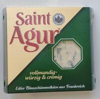 Saint Agur - Produit - de