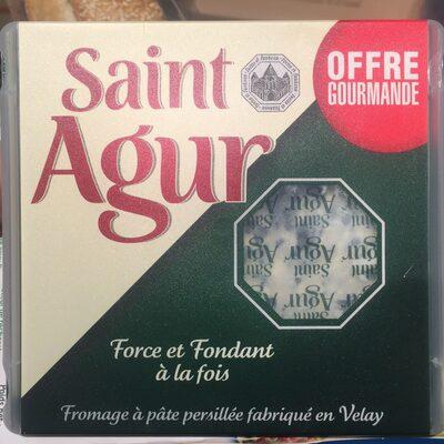 Saint agur offre gourmande - Produit - fr