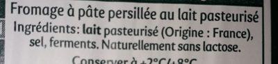 Saint agur offre gourmande - Ingrédients - fr