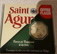Saint Agur (Offre plaisir) - Produit - fr