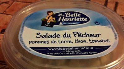 Salade Du Pêcheur, La Barquette De - Produit
