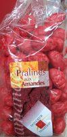 Pralines aux Amandes - Produit