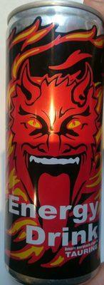 Energy Drink - Produit - fr