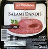 Salami Danois fumé - Product