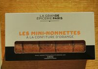 Mini-nonnettes à la confiture d'Orange - Prodotto - fr