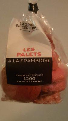 Palets à La Framboise - Product - fr