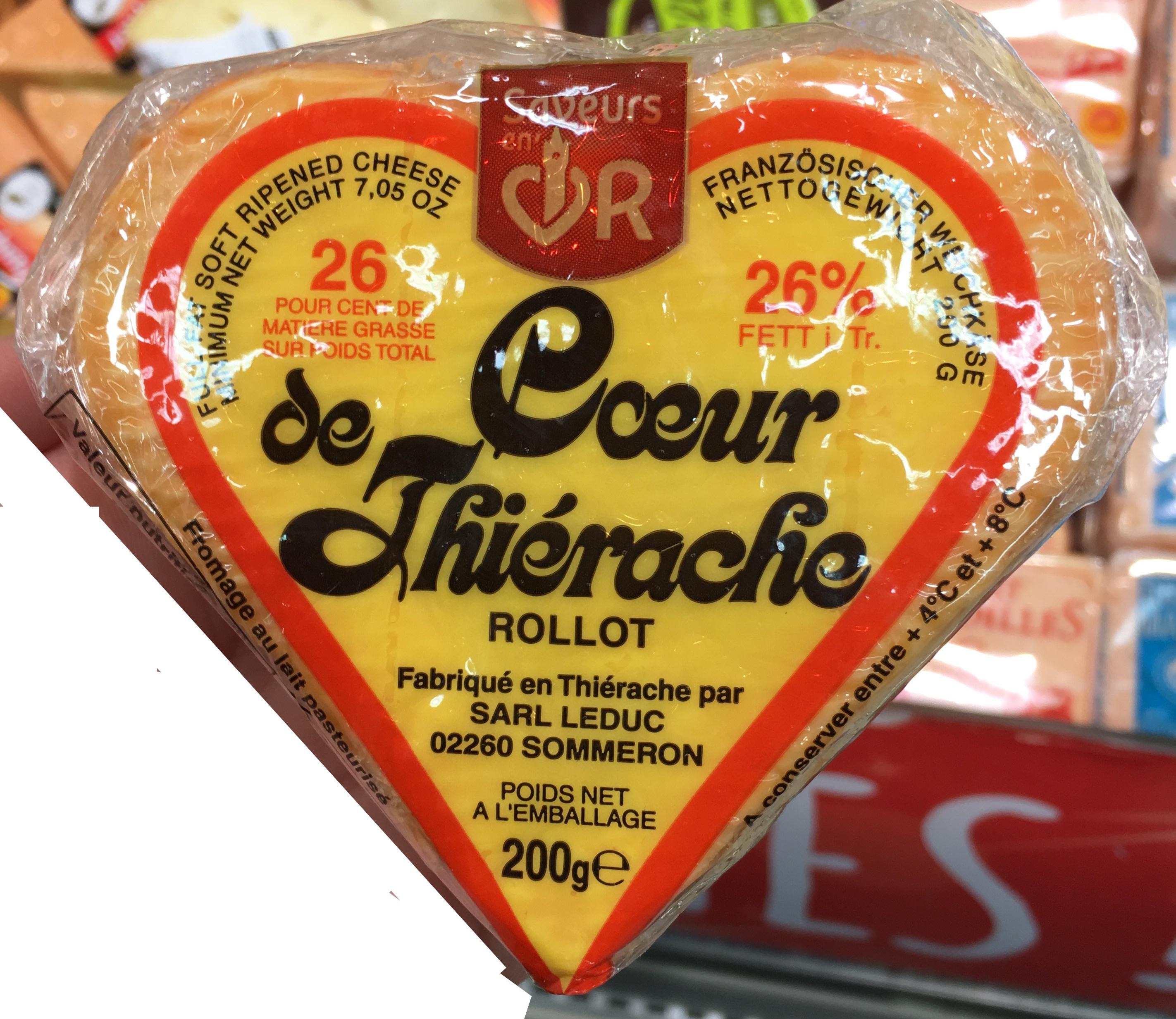 Coeur de Thierache (26% MG) - Product